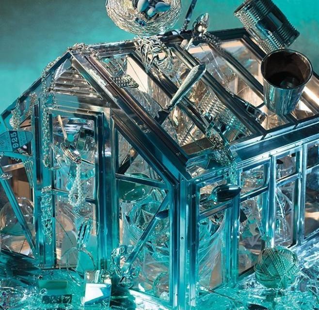 """""""Зелената къща"""" на Tiffany&Co. - 1"""