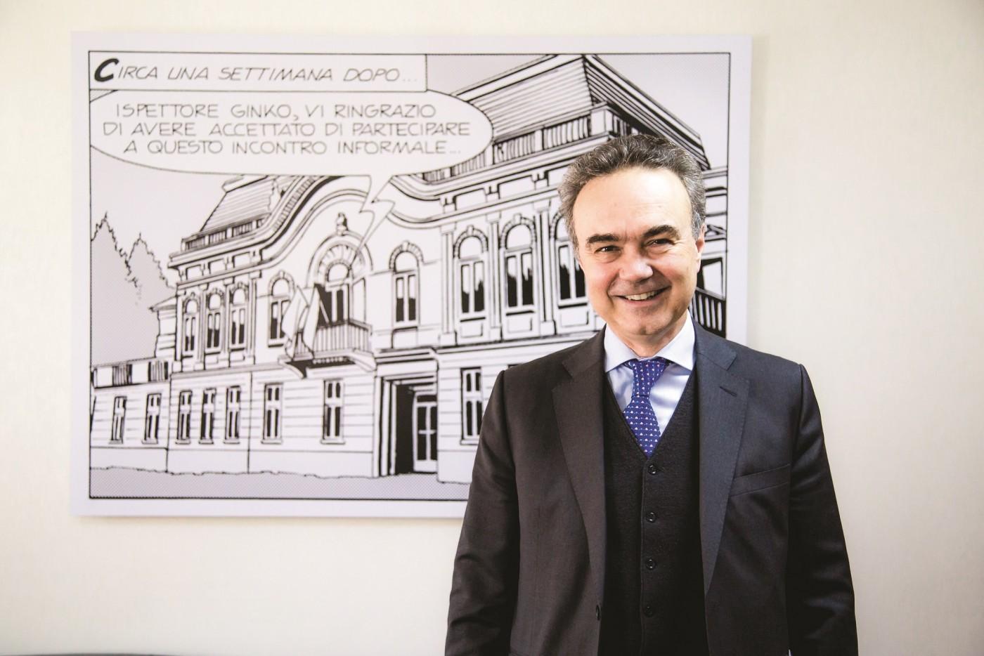 Запознайте се с Н.Пp. Стефано Балди, посланик на Италия