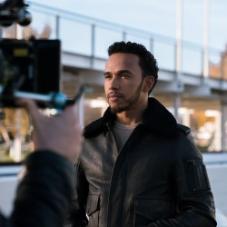 Lewis Hamilton stops time in the new IWC Schaffhausen campaign (VIDEO)