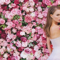 Natalie Portman is back as Miss Dior