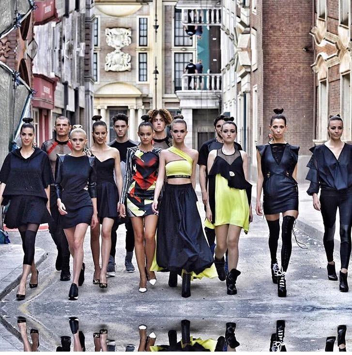 Бляскав финал за Balkan Fashion Week
