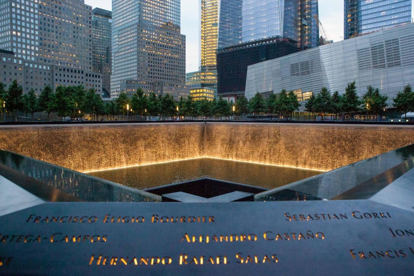 ню йорк музей 11 септември