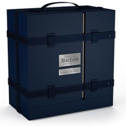 Alfred Dunhill and Johnnie Walker created limited edition trunk - 3