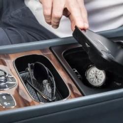 Bentley добавят биометрична система за сигурност към Bentayga - 2