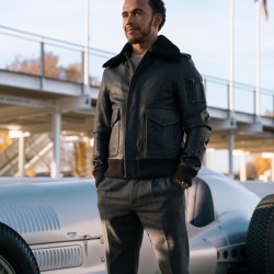 Lewis Hamilton stops time in the new IWC Schaffhausen campaign (VIDEO) - 3