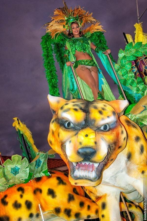 Според статистиката 70 процента от местните жители смятат петте дни на карнавала за най-големия празник