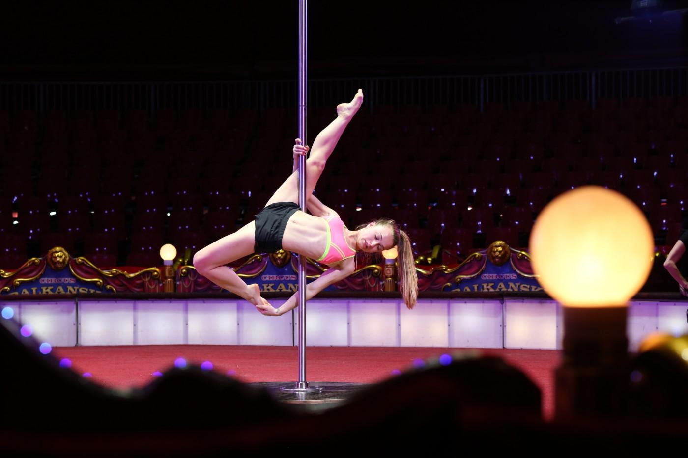 Един ден... в цирка