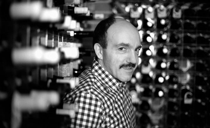 Жерар Басе, майсторът на виното