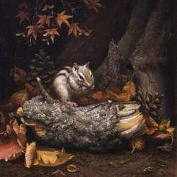 Любена Фокс- горската нимфа на изящните изкуства - 3