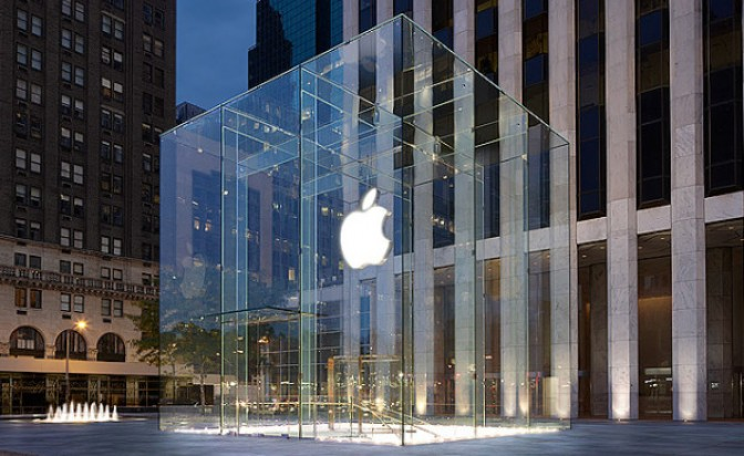Apple to launch two big screen iPhones