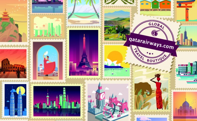 Летете безплатно за 1 година с Qatar Airways
