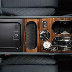 Bentley добавят биометрична система за сигурност към Bentayga - 4