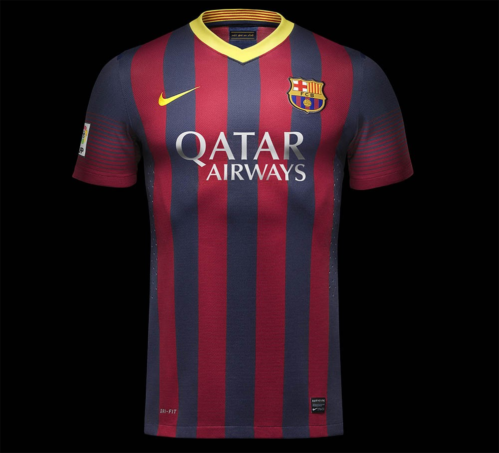 Qatar Airways To Sponsor Fc Barcelona