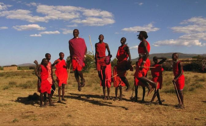Масаитe: запазеното племе на Източна Африка