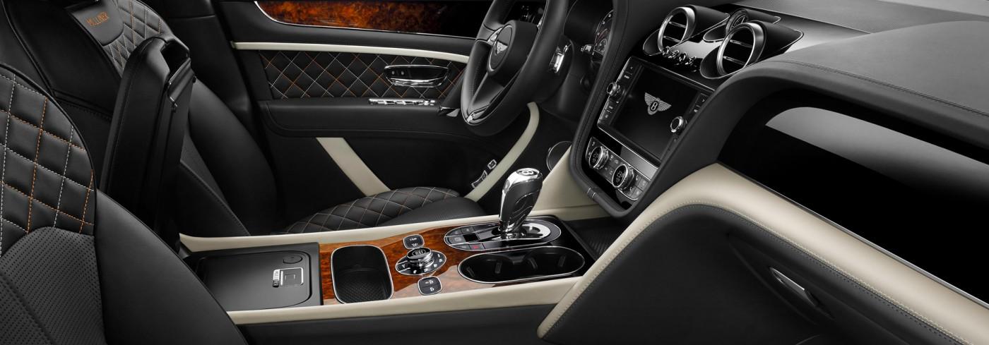 Bentley добавят биометрична система за сигурност към Bentayga