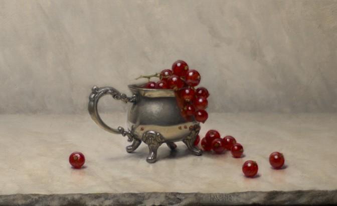 Любена Фокс- горската нимфа на изящните изкуства