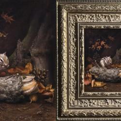 Любена Фокс- горската нимфа на изящните изкуства - 5