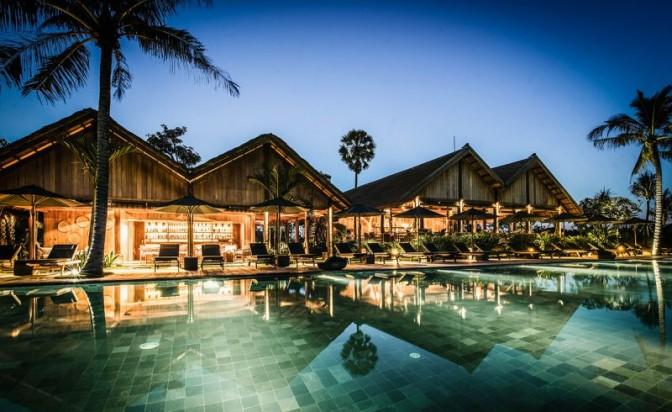 Камбоджа предефинира лукса