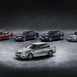 """The BMW M5 """"30 years of the M5"""" edition - 5"""