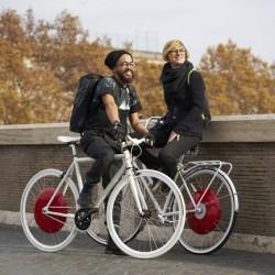 Електрически тласък за колоездачите