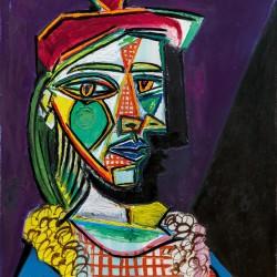 Рядка картина на Пикасо на световно турне