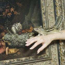 Любена Фокс- горската нимфа на изящните изкуства - 7
