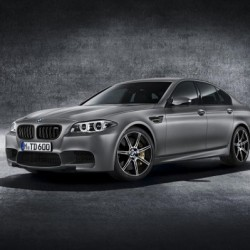 "The BMW M5 ""30 years of the M5"" edition"