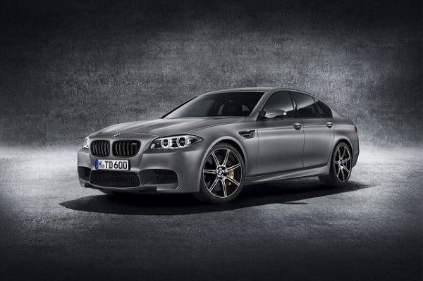 """The BMW M5 """"30 years of the M5"""" edition"""