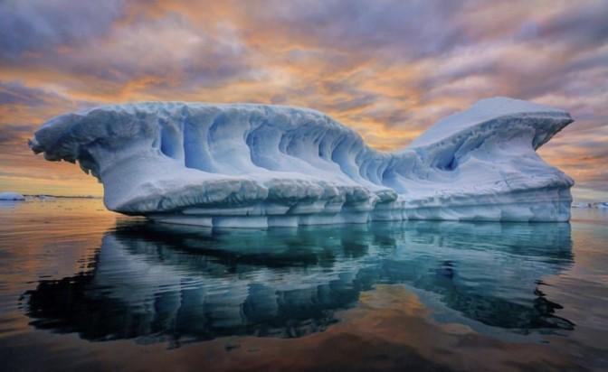 HER Planet Earth: Една различна женска мисия до Антарктида