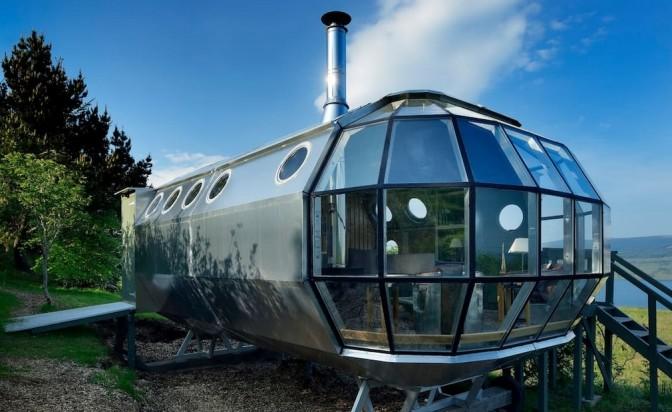 5 от най-щурите домове в Airbnb