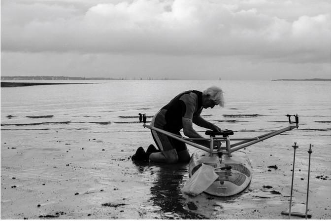 Какво научихме от 77-годишния кайт сърфист