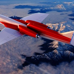Aerion AS2: Ренесансът в свръхзвуковите полети