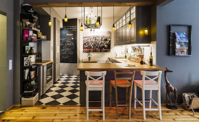 Домашният бар - ето какво ви трябва