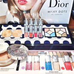 Точките на Dior