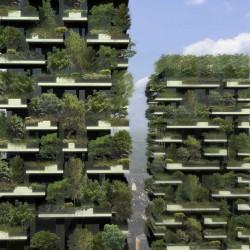Горски небостъргачи изпълват Милано със зеленина - 1