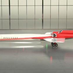 Aerion AS2: Ренесансът в свръхзвуковите полети - 5