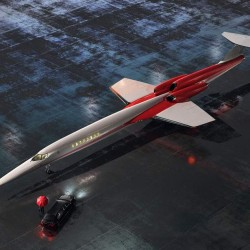Aerion AS2: Ренесансът в свръхзвуковите полети - 6