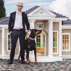 Как ви звучи кучешко имение в двора за 190 000 евро?