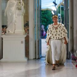 Как езерото Комо се оказа фон на три пищни ревюта на Dolce & Gabbana - 3