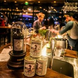 Джин с мариновани лукчета: три фънки коктейла - 1