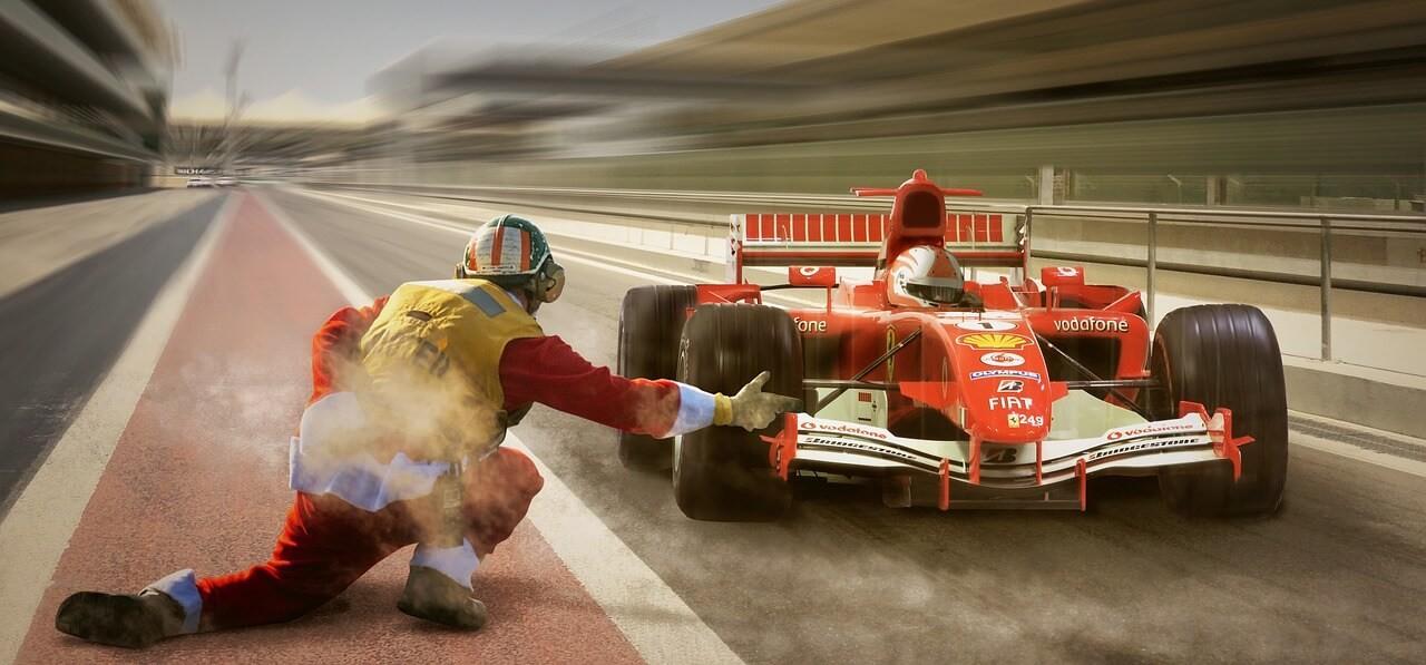 И най-бързият спорт е...