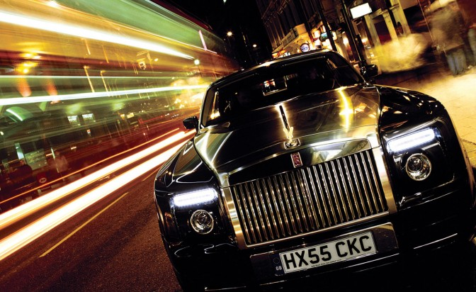 Rolls-Royce Motor Cars today revealed record sales results for 2012