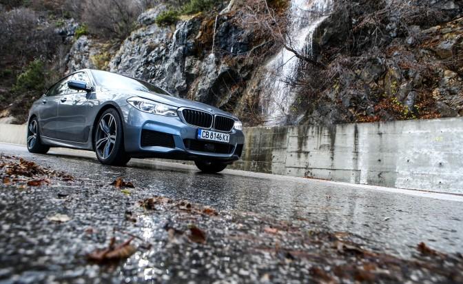 Смел, уверен, сигурен. Новият герой на BMW е BMW Серия 6 Гран Туризмо.