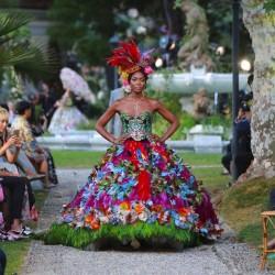 Как езерото Комо се оказа фон на три пищни ревюта на Dolce & Gabbana - 5