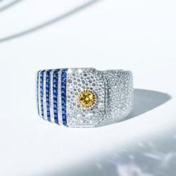 Морски възли от злато и диаманти във Flying Cloud от Chanel - 3