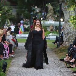 Как езерото Комо се оказа фон на три пищни ревюта на Dolce & Gabbana - 6