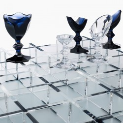 Limited Edition Chess Set by Nendo for Baccarat's 250th Anniversary - 3