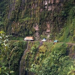 Топ 10 на най-опасните места за шофиране по света - 5