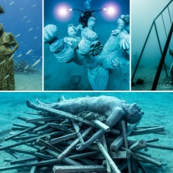 Политически лайтмотив зад първия подводен музей в Европа - 3