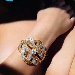Морски възли от злато и диаманти във Flying Cloud от Chanel - 4